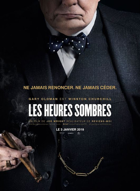 Les Heures sombres - Joe Wright