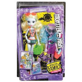 Monster High Kelpie Blue Monster Family Doll