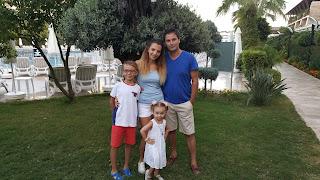 iki çocukla tatil