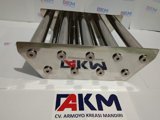 Magnet Trap Powder Untuk Industri Food Safety