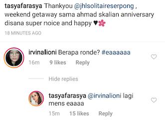 tasya farasya beauty vlogger indonesia