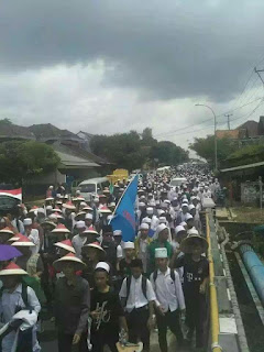 Long March, Hijrah Ulama, dan Masa Depan Indonesia