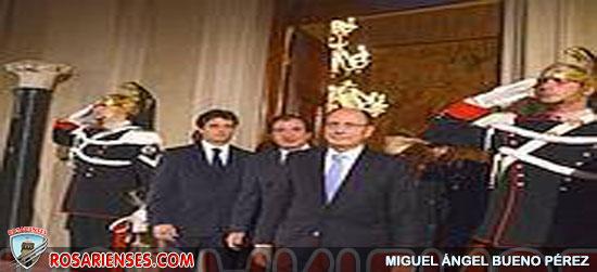 Schifani parla da Herat: «Fuori luogo gli attacchi di Monti a Berlusconi» | Rosarienses, Villa del Rosario