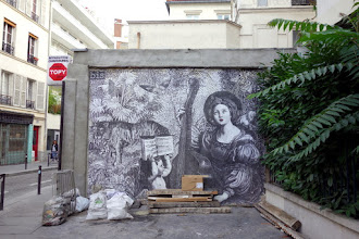 Sunday Street Art : 13bis - rue de la Villette - Paris 19