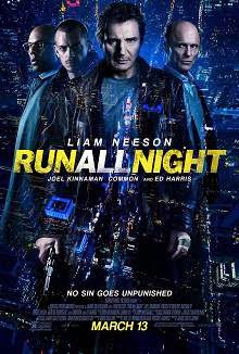 Run All Night (2015) English Movie Poster