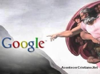 Búsqueda de Dios en Google