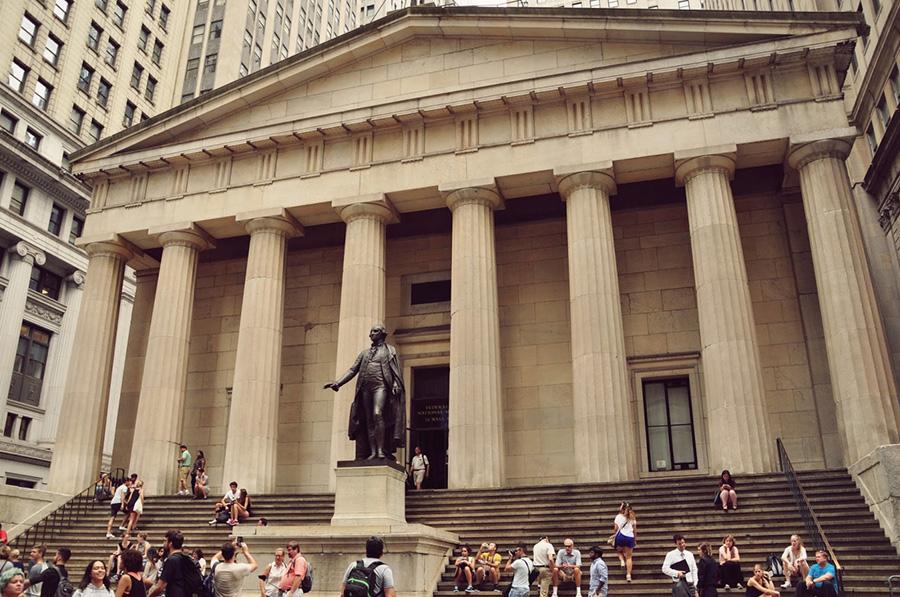 Nowy Jork | Wall Street