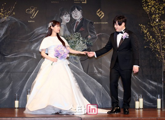 event moon joon soyul hold wedding seoul