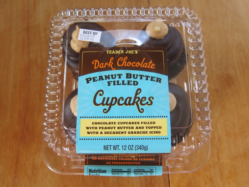 best chocolate peanut butter cupcakes
