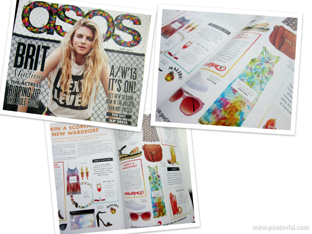 9a428e5c00b9 I know what you're thinking, since when did ASOS have a magazine? ASOS is  one of my favourite websites for shopping, their website literally has  everything ...