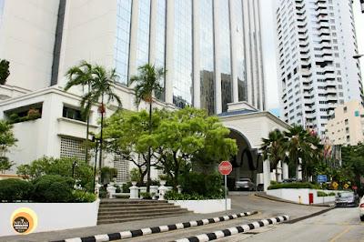 Hotel Istana, Kuala Lumpur, Malaysia Review on NBAM