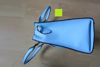 Seite: Veevan Damen Elegante Top-Handle Schultertasche Handtaschen (Blau)