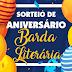 [SORTEIO] 5 ANOS DE BARDA LITERÁRIA E VOCÊ TAMBÉM GANHA!