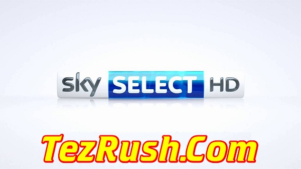 Sky Select HD TV Channel Official Logo 2018 TezRush