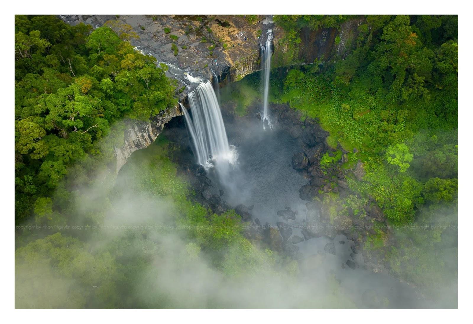 Chinh phục thác Hang Én 'đẹp mê hồn', trải nghiệm hấp dẫn chỉ có ở Gia Lai