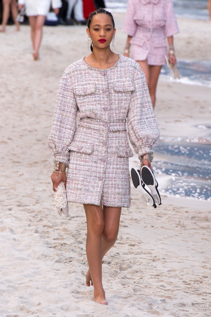 CHANEL SPRING/SUMMER 2019 COLLECTION