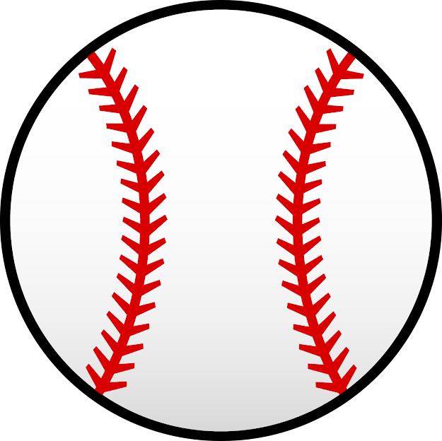Baseball Ball Vector  Clipart Library  Free Clipart Images