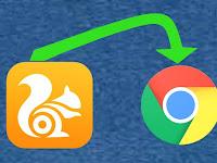 Kenapa Buka UC Browser Malah Dialihkan Menuju Chrome? Ini Alasan dan Penyebabnya