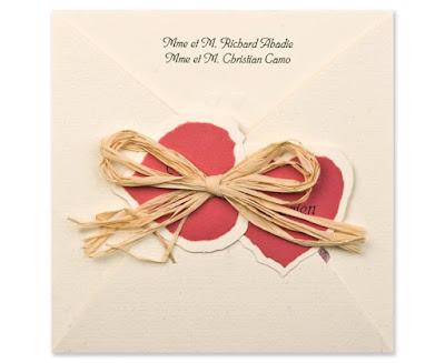 texte carte d'invitation mariage