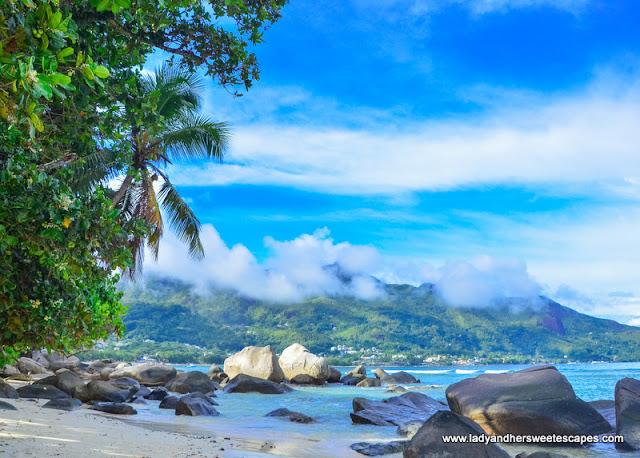 morning in Mahe Seychelles