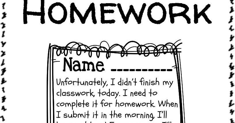 Walking Like A Teacher...: Homework & Spelling