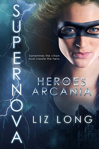 SuperNova book cover