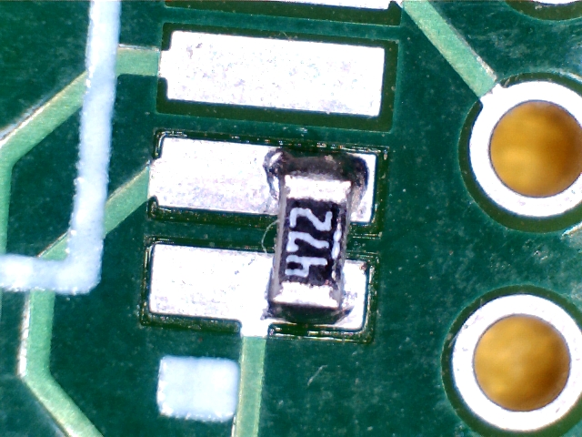 Surface Mount Resistor