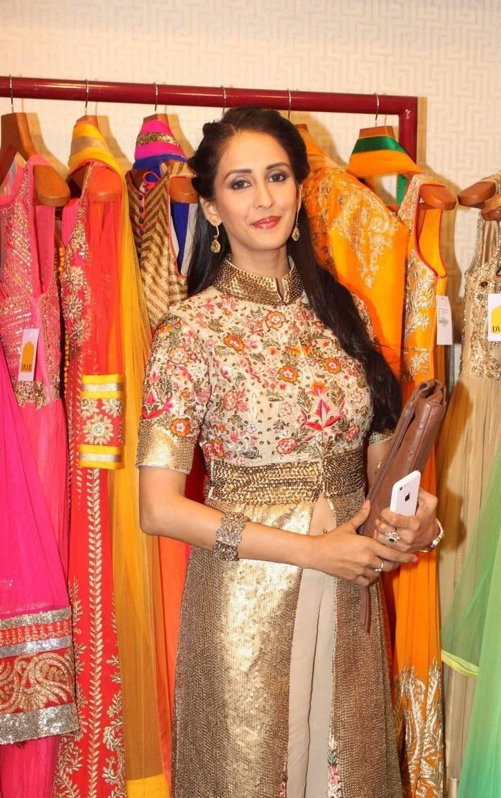 Tv Actress Long Hair Stills In Pink Dress Chahat Khanna