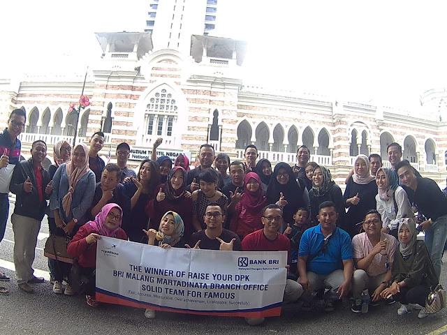 BRI Malang Gunakan Jasa Travelnote