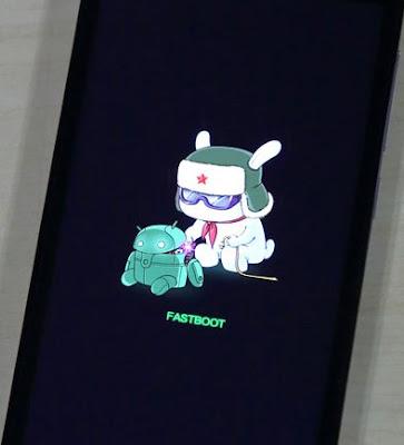 menu fastboot