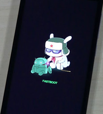 Cara keluar dari sajian fastboot atau gambar kelinci Xiaomi Cara keluar dari sajian fastboot atau gambar kelinci Xiaomi