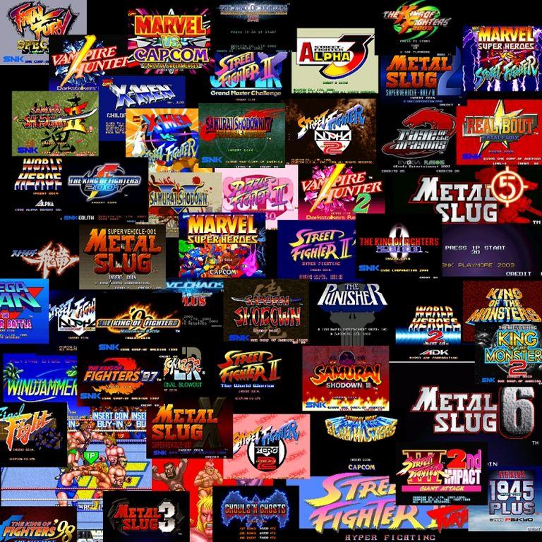 M.A.M.E + 2000+ ROMS [PS3] [MEGA+] - Todo sobre la PS3