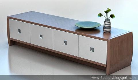 free 3d model drawer