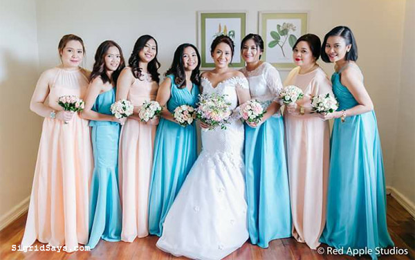 Jes Dakila - wedding gowns - Bacolod wedding suppliers