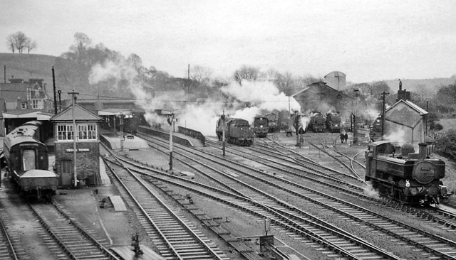 Shed Bash Uk Yeovil Town And Pen Mill 1945 1965