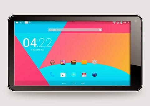 NewLink apresenta tablets com o sistema Android mais atualizado por menos de 400 reais