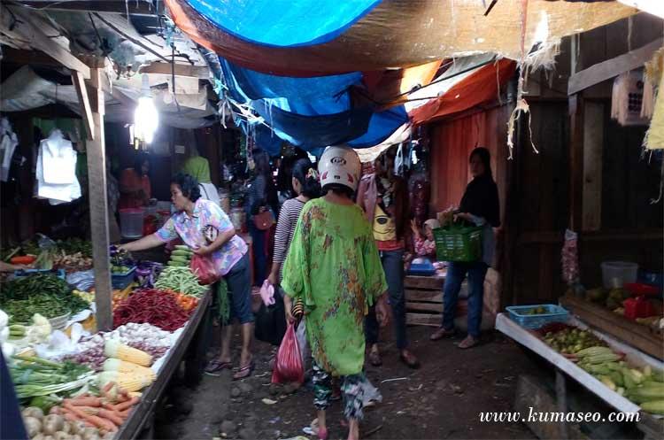 Pasar Kaget, Pasar Kaget Bengkulu, Pasar Bengkulu, Pasar Minggu, Pasar Panorama Bengkulu