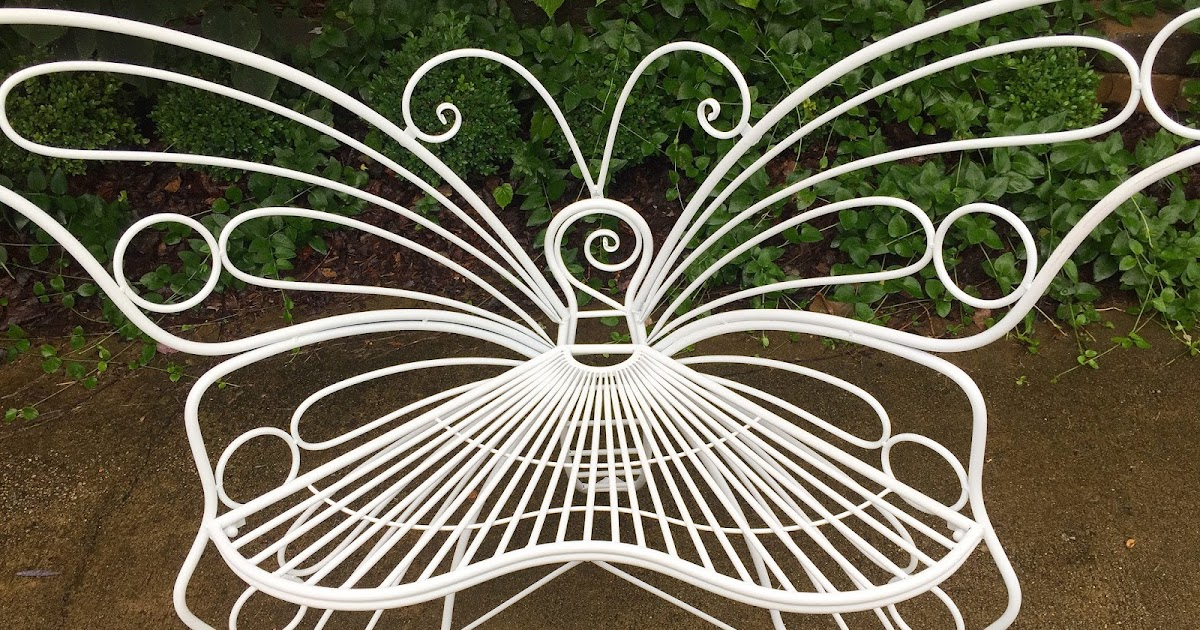 Rose And Her Lily Butterfly Bench For Lily 39 S Garden