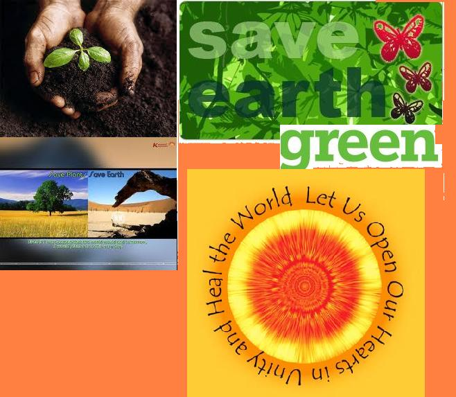 SAVE MOTHER EARTH FOR ...