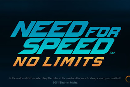 Need for Speed No Limits v1.3.7 Mod APK+OBB Data Terbaru