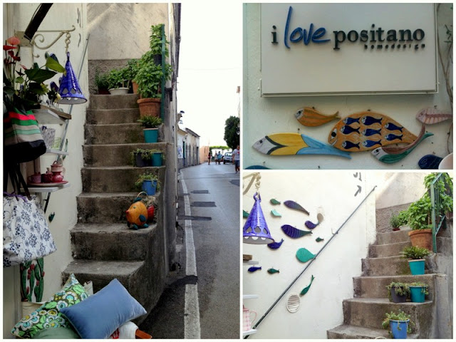 Where to shop in Positano