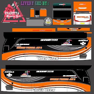 Download Livery Es Bus Id STJ DE ORANGE