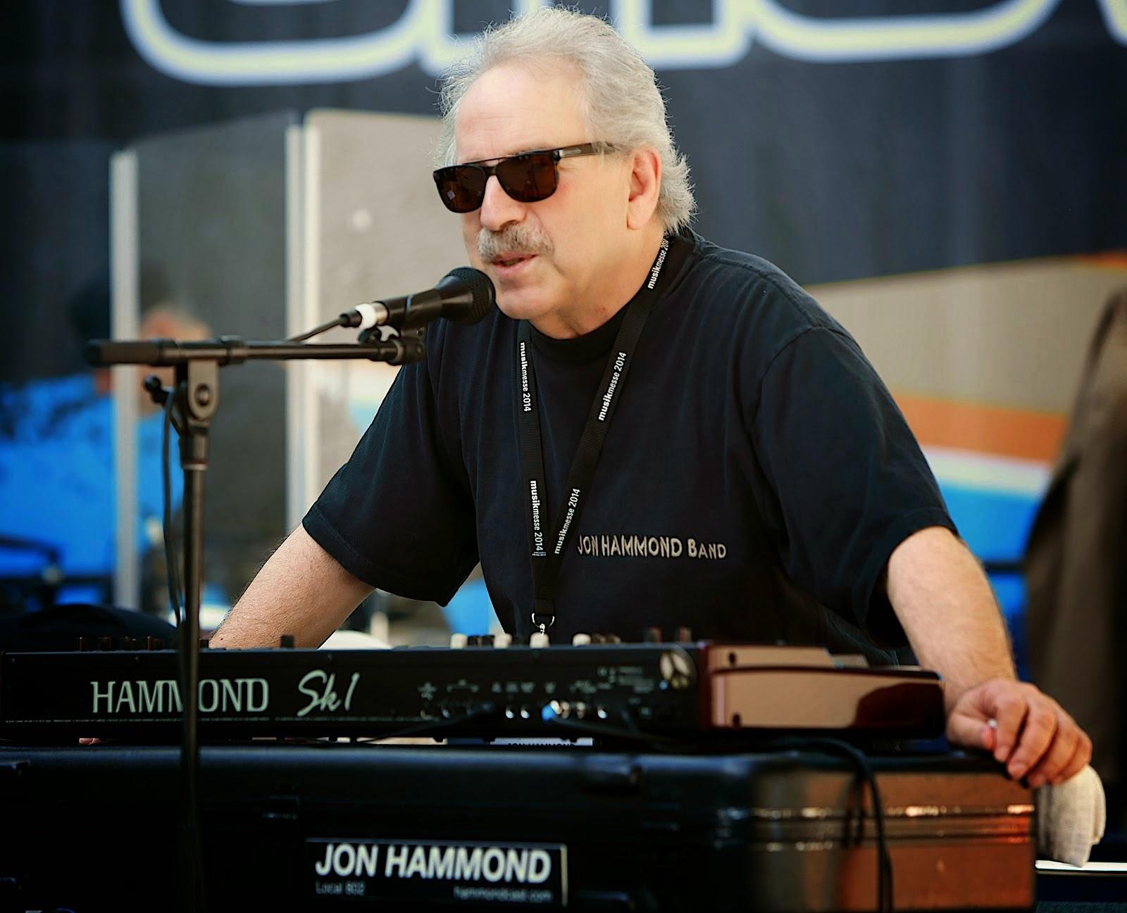 JON HAMMOND | JON HAMMOND Band