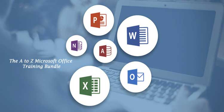 The A to Z Microsoft Office Training Course Bundle - Starts with $1 Only