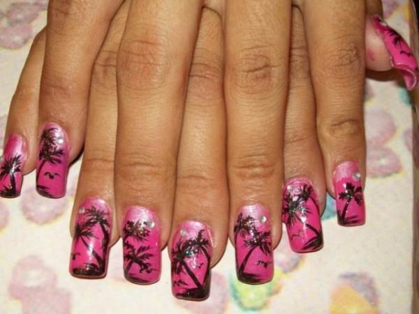 Coolest Nail Art Designs ~ Kankavar Blog