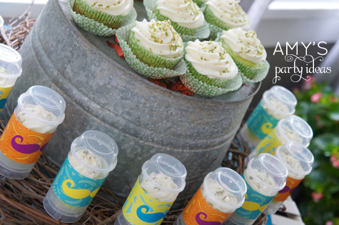 key lime cupcakes push-up pops