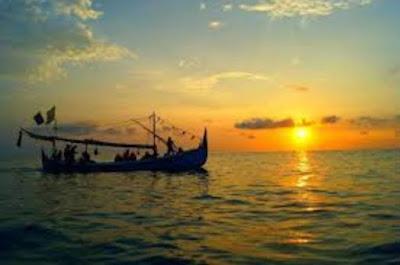 sunrise laut muncar