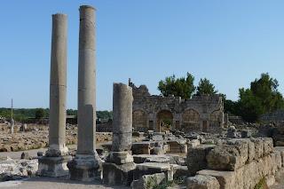 Ruinas de Perge.