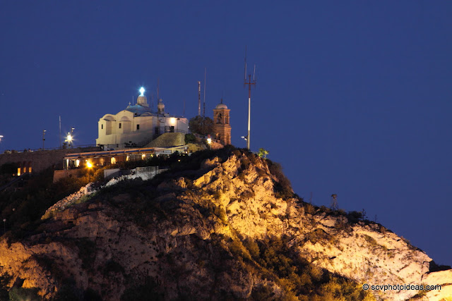 St. George Lycabettus church long distance shot