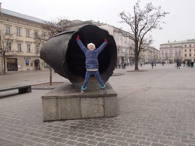 wycieczka po Krakowie, goście w Krakowie